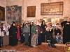 21خدمة القداس ألالهي بمناسبة عيد رؤساء الاجناد البلدة القديمة
