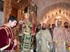 24خدمة القداس ألالهي بمناسبة عيد رؤساء الاجناد البلدة القديمة