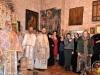 25خدمة القداس ألالهي بمناسبة عيد رؤساء الاجناد البلدة القديمة