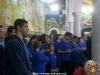 yf-12الإحتفال بالعيد الجامع لرؤساء الملائكة الاجناد في البطريركية