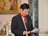 95الذكرى السنوية الثانية عشر لجلوسه على العرش البطريركيّ الأوروشليمي