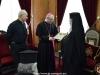 02القاصد الرسولي الجديد يزور البطريركية