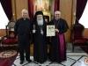 05القاصد الرسولي الجديد يزور البطريركية