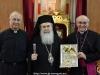 06القاصد الرسولي الجديد يزور البطريركية