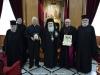 08القاصد الرسولي الجديد يزور البطريركية
