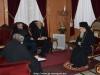 01الأسقف الجديد المُنتخب للكنيسة اللوثرية في القدس يزور البطريركية