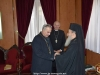 04الأسقف الجديد المُنتخب للكنيسة اللوثرية في القدس يزور البطريركية