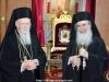 19زيارة قداسة البطريرك المسكوني للبطريركية الأورشليمية