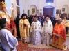 06الإحتفال بعيد القديسة الشهيدة كاترينا في البطريركية