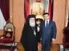 06وزير الخارجية الأوكراني يزور البطريركية