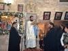 167غبطة البطريرك بترأس خدمة القداس الإلهي في قرية العشرة بُرص