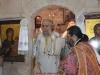 192غبطة البطريرك بترأس خدمة القداس الإلهي في قرية العشرة بُرص