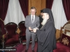 """04ممثلو منظمة """"كنيسة المخلص المتحدة"""" يزورون البطريركية"""
