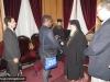 """07ممثلو منظمة """"كنيسة المخلص المتحدة"""" يزورون البطريركية"""