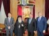 03وزير الخارجية ونائب رئيس الوزراء دولة مولدافيا يزور البطريركية