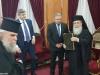 07وزير الخارجية ونائب رئيس الوزراء دولة مولدافيا يزور البطريركية