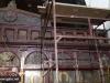 02حريق بسبب عطل كهربائي في كنيسة البطريركية في جفنا