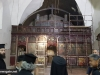 03حريق بسبب عطل كهربائي في كنيسة البطريركية في جفنا