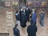 05حريق بسبب عطل كهربائي في كنيسة البطريركية في جفنا