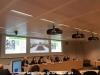 12عرض مشروع إصلاح القبر المقدس أمام اللجنة الأوروبية