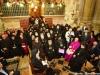 06مراسم الإحتفال بمناسبة الإنتهاء من أعمال تصليح وترميم بناء القبر المقدس في كنيسة القيامة