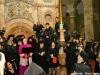 14مراسم الإحتفال بمناسبة الإنتهاء من أعمال تصليح وترميم بناء القبر المقدس في كنيسة القيامة