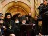 16مراسم الإحتفال بمناسبة الإنتهاء من أعمال تصليح وترميم بناء القبر المقدس في كنيسة القيامة