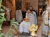 09أحد السجود للصليب في دير الصليب الكريم