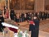 129خدمة مدائح السيدة العذراء للاسبوع الاول من الصوم الاربعيني المقدس في كنيسة القيامة