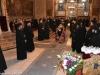 45خدمة مدائح السيدة العذراء للاسبوع الاول من الصوم الاربعيني المقدس في كنيسة القيامة