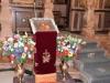 58خدمة مدائح السيدة العذراء للاسبوع الاول من الصوم الاربعيني المقدس في كنيسة القيامة