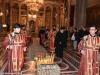 84خدمة مدائح السيدة العذراء للاسبوع الاول من الصوم الاربعيني المقدس في كنيسة القيامة