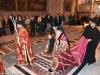 96خدمة مدائح السيدة العذراء للاسبوع الاول من الصوم الاربعيني المقدس في كنيسة القيامة