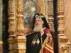 57خدمة المديح الذي لا يجلس فيه لوالدة الإله في كنيسة القيامة
