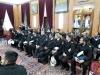 22طاقم من سلاح البحرية اليوناني يزور البطريركية
