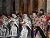 057خدمة صلوات جناز المسيح والجمعة العظيمة في البطريركية 2017