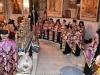 083خدمة صلوات جناز المسيح والجمعة العظيمة في البطريركية 2017
