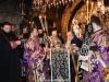 155خدمة صلوات جناز المسيح والجمعة العظيمة في البطريركية 2017