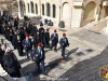 01أخوية القبر المقدس تزور الطوائف المسيحية في القدس بمناسبة عيد الفصح المجيد