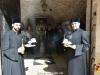 05أخوية القبر المقدس تزور الطوائف المسيحية في القدس بمناسبة عيد الفصح المجيد