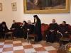 104أخوية القبر المقدس تزور الطوائف المسيحية في القدس بمناسبة عيد الفصح المجيد