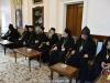 12أخوية القبر المقدس تزور الطوائف المسيحية في القدس بمناسبة عيد الفصح المجيد