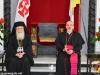33أخوية القبر المقدس تزور الطوائف المسيحية في القدس بمناسبة عيد الفصح المجيد
