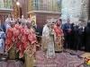 117الإحتفال بأحد الرسول توما في البطريركية