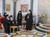 147الإحتفال بأحد الرسول توما في البطريركية