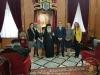 28المُمثل الحكومي للجمهورية القبرصية يزور البطريركية