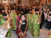 08الإحتفال بأحد الشعانين في البطريركية الأورشليمية
