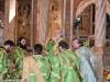 116الإحتفال بأحد الشعانين في البطريركية الأورشليمية