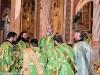 135الإحتفال بأحد الشعانين في البطريركية الأورشليمية