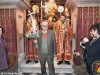 166الإحتفال بأحد الشعانين في البطريركية الأورشليمية